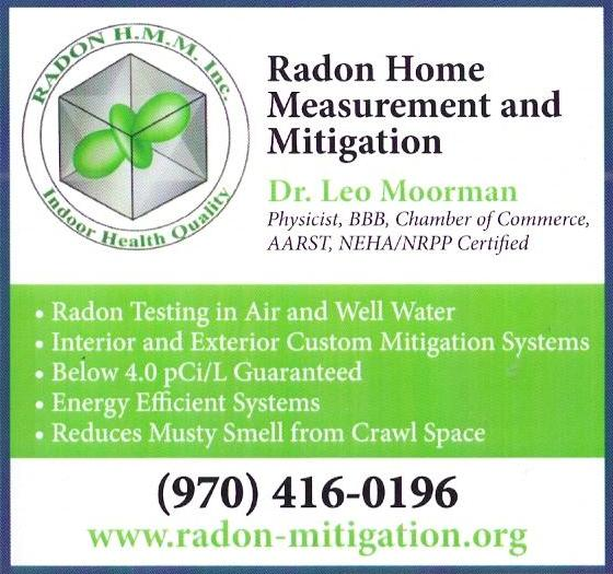 Radon Home Measurement and Mitigation