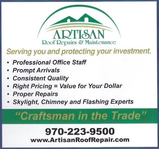 Arisan roof Repair and Maintenance